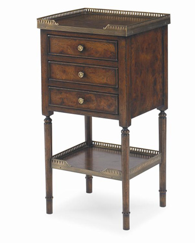 Century Furniture - Beckett Side Table - MN5594