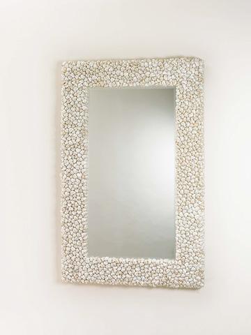 Century Furniture - Rectangular Wall Mirror - SF5166