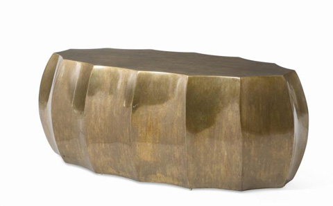 Century Furniture - Bronze Cocktail Table - SF5475