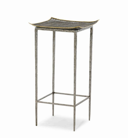 Century Furniture - Wire Mesh Side Table - SF5478