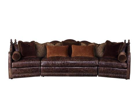 Century Furniture - Highlander Three Piece Sectional - LR-82600-SECT