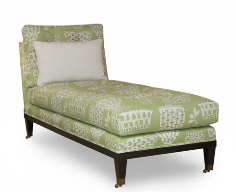 Century Furniture - Oliver Chaise - 11-305NC