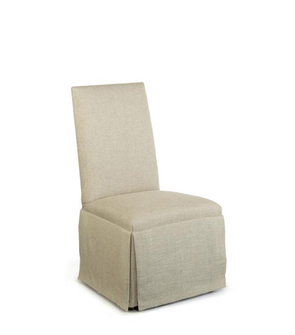 Century Furniture - Hollister Chair with Casters - 3370-1C