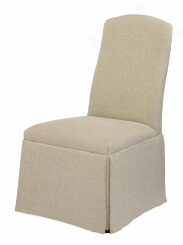 Century Furniture - Chandler Curved Back with Sweep Top Chair - 3371-5