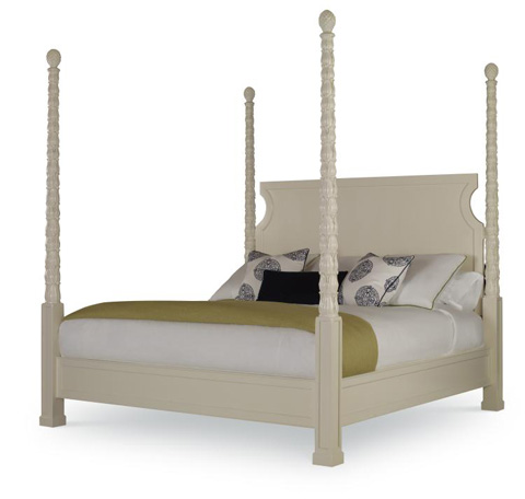 Century Furniture - King's Road Poster Bed - 369-146