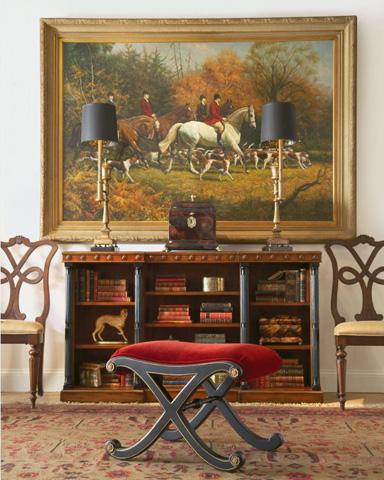 Century Furniture - Eton Bench - 3962