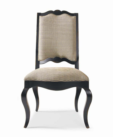Century Furniture - Upholstered Ladderback Side Chair - 429-521