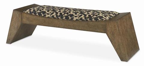 Century Furniture - Bennett Bench - 709-555