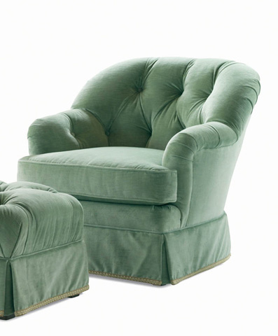 Century Furniture - Bethpage Swivel Rocker Chair - LTD159-7