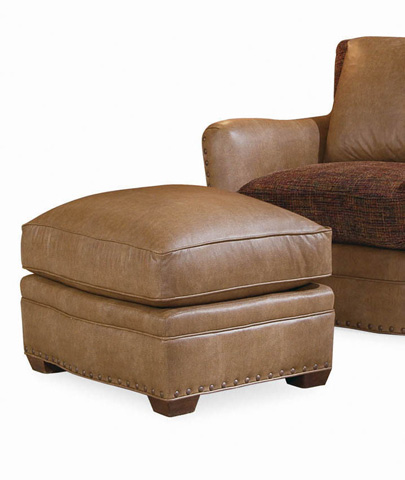 Century Furniture - Camden Ottoman - LTD5102-12