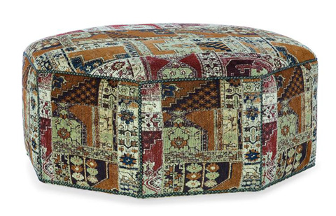 Century Furniture - Cole Ottoman - LTD5216-14
