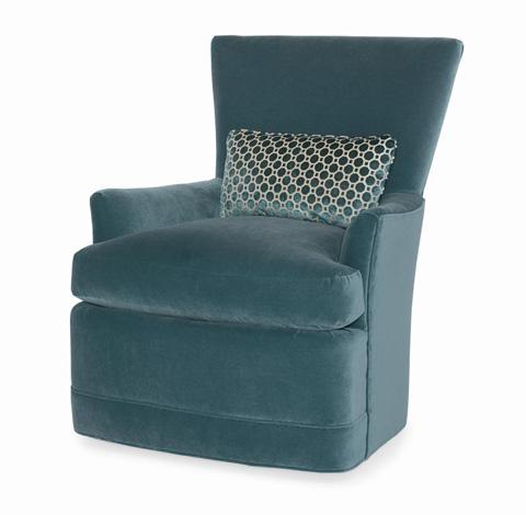 Century Furniture - Crane Swivel Chair - LTD5229-8