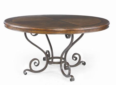 Century Furniture - Oakgrove Dining Table - T49-305