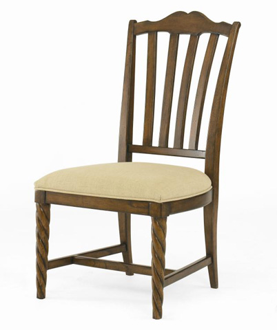 Century Furniture - Alexander's Side Chair - T49-521