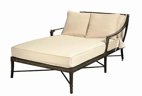 Century Furniture - Double Chaise - D12-71-9