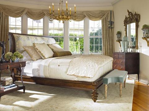 Century Furniture - Consulate Bedroom Set - CONSULBED1