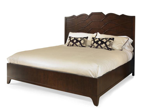 Century Furniture - Guimand King Bed - 419-137