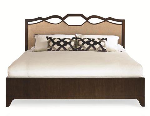 Century Furniture - Ogee Queen Bed - 419-175