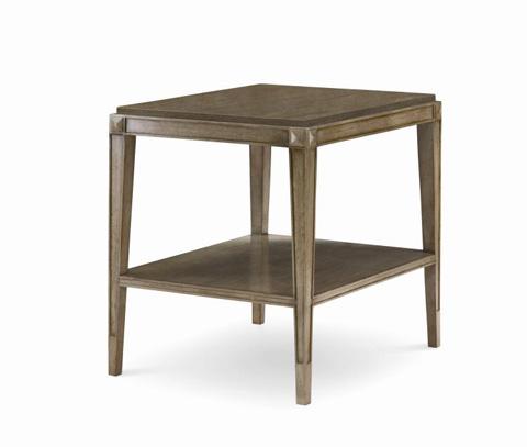 Century Furniture - Lorrain Side Table - 719-623