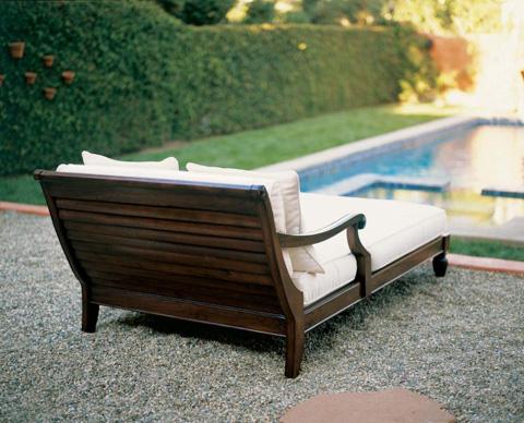 Century Furniture - Single Chaise - D11-73