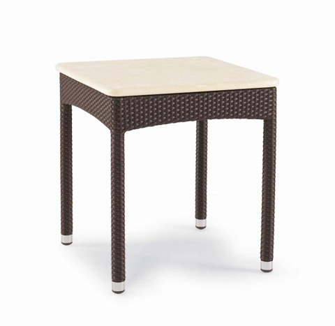 Century Furniture - Square Side Table - D27-82