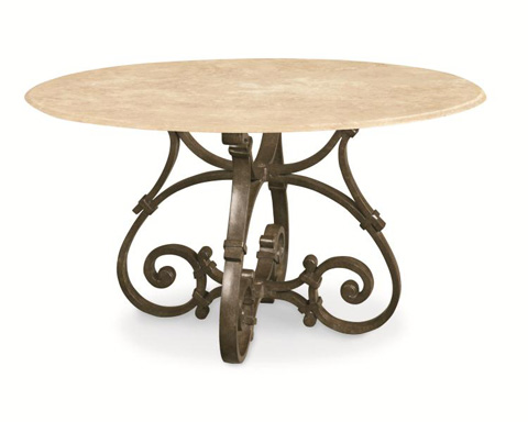 Century Furniture - Round Dining Table - D29-94-1