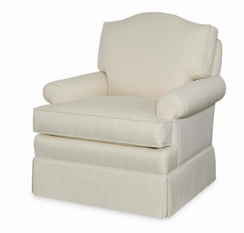 Century Furniture - Harper Swivel Rocker Chair - LTD178-7