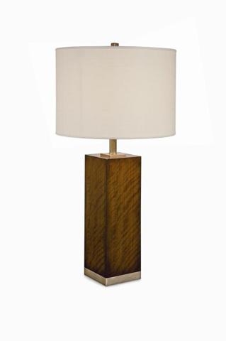 Century Furniture - Boissiere Walnut Table Lamp - SA8241