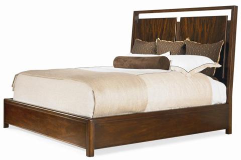 Century Furniture - Jinshi Queen Headboard - 699-125-1