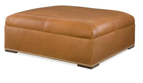 Century Furniture - Hugo Cocktail Ottoman - LR-38265