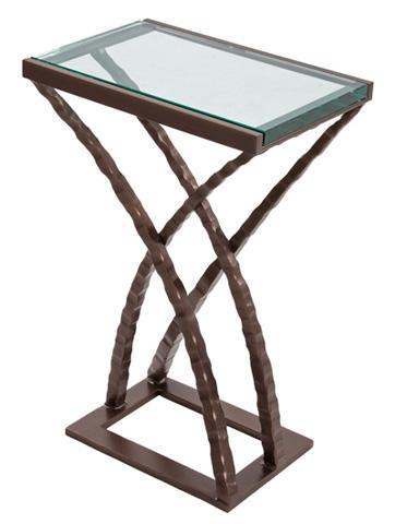 Charleston Forge - Quad Drink Table - 7414
