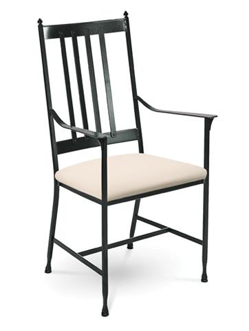 Charleston Forge - Circa 1905 Arm Chair - C412