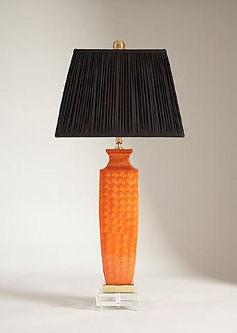 Chelsea House - Selma Enamel Table Lamp - 68184