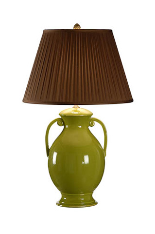 Chelsea House - Handled Vase Lamp - 68393