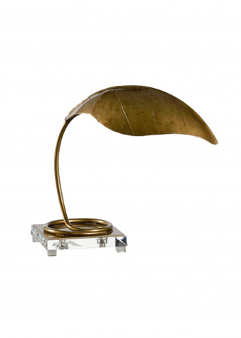 Chelsea House - Banana Leaf Lamp - 68616
