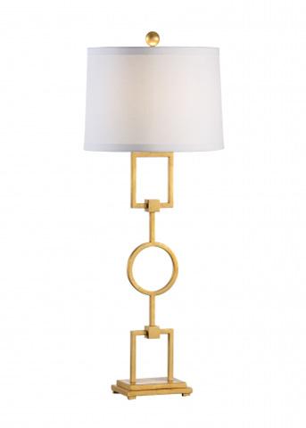 Chelsea House - Hangman Lamp in Gold - 68783