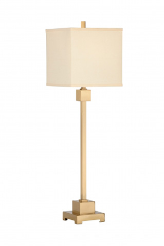 Chelsea House - Forest Buffet Lamp - 68888