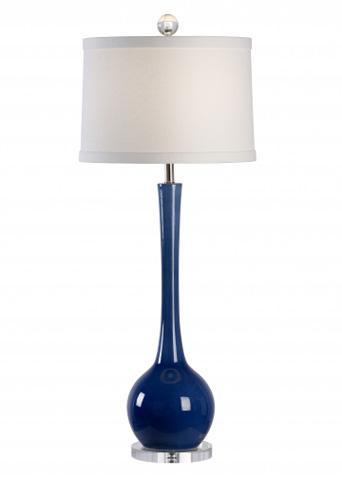 Chelsea House - Matthews Lamp in Blue - 68950