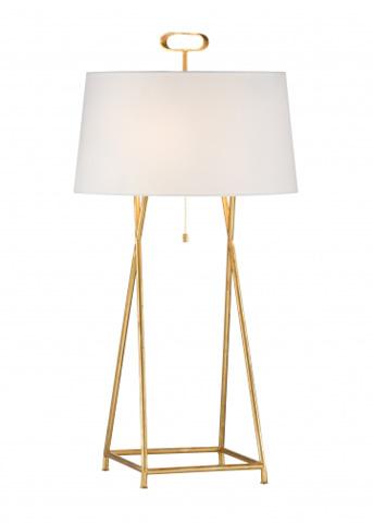 Chelsea House - Cross Lamp in Gold - 69022