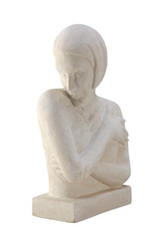 Christopher Guy - Modestie Sculpture - 46-0323