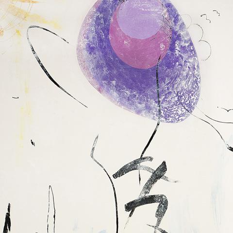 Christopher Guy - Fleur De Violet Art - 46-0395