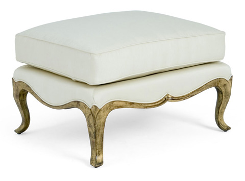 Christopher Guy - Cassatt Ottoman - 60-0097