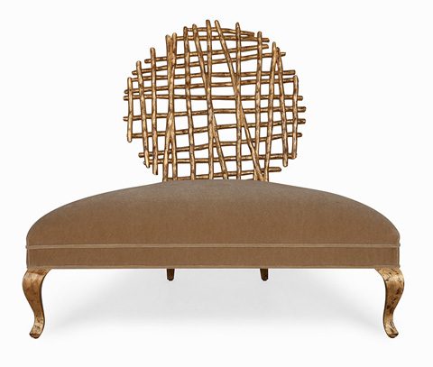 Christopher Guy - Lily Bench - 60-0242