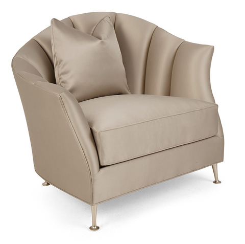 Christopher Guy - Alexandrine Droite Chair - 60-0390