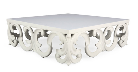 Christopher Guy - The Acanthus Coffee Table - 76-0190
