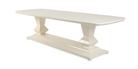 Christopher Guy - Cristaux Pour Dix Dining Table - 76-0288-LAC