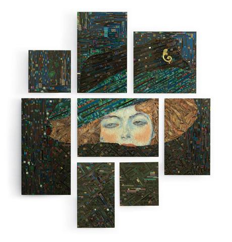Christopher Guy - Le Regard Wall Decor - 46-0138