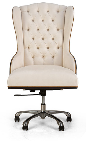 Christopher Guy - The Chairman Office Chair - 60-0289-ALUM