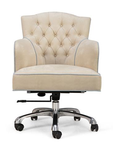 Christopher Guy - Monaco Office Chair - 60-0332-ALUM