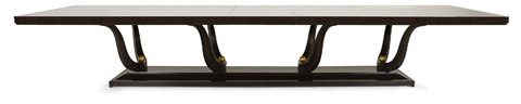 Christopher Guy - Fontaine Rectangular Dining Table - 76-0161-VEN